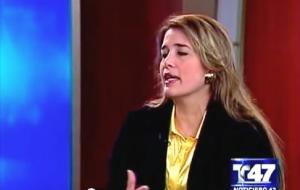 Entrevista con la doctora Alba Reyes Sagiv en canal 47 Telemundo NBC